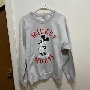 Mickey Mouse Crewneck